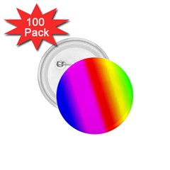 Multi Color Rainbow Background 1 75  Buttons (100 Pack)