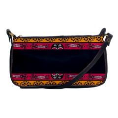 Pattern Ornaments Africa Safari Summer Graphic Shoulder Clutch Bags by Amaryn4rt