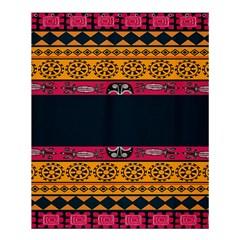 Pattern Ornaments Africa Safari Summer Graphic Shower Curtain 60  X 72  (medium)  by Amaryn4rt