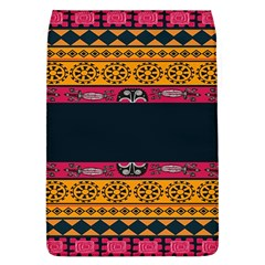 Pattern Ornaments Africa Safari Summer Graphic Flap Covers (l)  by Amaryn4rt