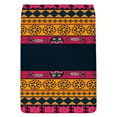 Pattern Ornaments Africa Safari Summer Graphic Flap Covers (s)  by Amaryn4rt