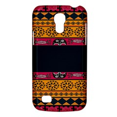 Pattern Ornaments Africa Safari Summer Graphic Galaxy S4 Mini by Amaryn4rt