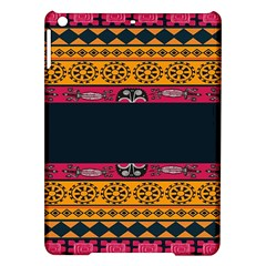 Pattern Ornaments Africa Safari Summer Graphic Ipad Air Hardshell Cases by Amaryn4rt