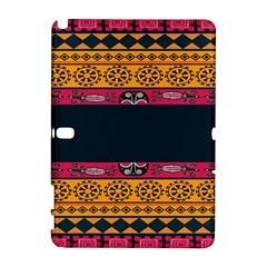 Pattern Ornaments Africa Safari Summer Graphic Galaxy Note 1 by Amaryn4rt