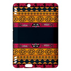 Pattern Ornaments Africa Safari Summer Graphic Kindle Fire Hdx Hardshell Case by Amaryn4rt