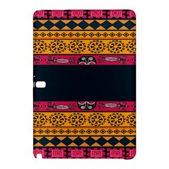 Pattern Ornaments Africa Safari Summer Graphic Samsung Galaxy Tab Pro 10 1 Hardshell Case