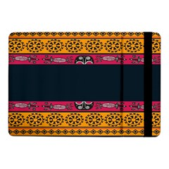 Pattern Ornaments Africa Safari Summer Graphic Samsung Galaxy Tab Pro 10 1  Flip Case by Amaryn4rt