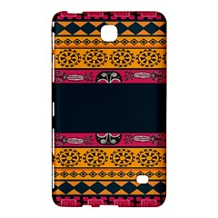 Pattern Ornaments Africa Safari Summer Graphic Samsung Galaxy Tab 4 (7 ) Hardshell Case  by Amaryn4rt