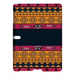 Pattern Ornaments Africa Safari Summer Graphic Samsung Galaxy Tab S (10 5 ) Hardshell Case  by Amaryn4rt
