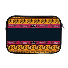 Pattern Ornaments Africa Safari Summer Graphic Apple Macbook Pro 17  Zipper Case by Amaryn4rt