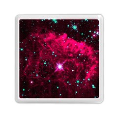 Pistol Star And Nebula Memory Card Reader (square)  by Amaryn4rt