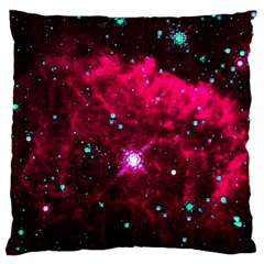 Pistol Star And Nebula Standard Flano Cushion Case (one Side) by Amaryn4rt