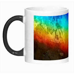 Rainbow Color Prism Colors Morph Mugs by Amaryn4rt