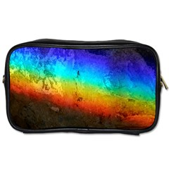 Rainbow Color Prism Colors Toiletries Bags 2 Side