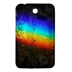 Rainbow Color Prism Colors Samsung Galaxy Tab 3 (7 ) P3200 Hardshell Case  by Amaryn4rt