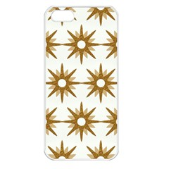 Seamless Repeating Tiling Tileable Apple Iphone 5 Seamless Case (white)