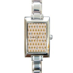 Seamless Wallpaper Background Rectangle Italian Charm Watch