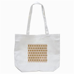 Seamless Wallpaper Background Tote Bag (white) by Amaryn4rt