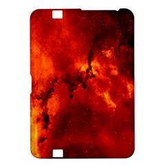 Star Clusters Rosette Nebula Star Kindle Fire Hd 8 9  by Amaryn4rt