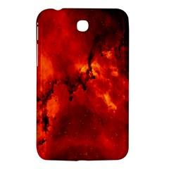 Star Clusters Rosette Nebula Star Samsung Galaxy Tab 3 (7 ) P3200 Hardshell Case  by Amaryn4rt