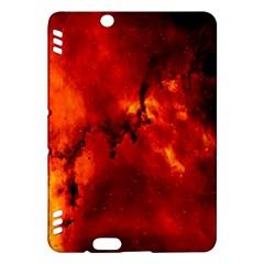 Star Clusters Rosette Nebula Star Kindle Fire Hdx Hardshell Case by Amaryn4rt