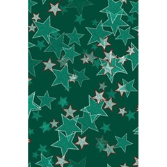 Star Seamless Tile Background Abstract 5 5  X 8 5  Notebooks by Amaryn4rt