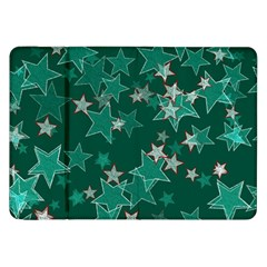 Star Seamless Tile Background Abstract Samsung Galaxy Tab 8 9  P7300 Flip Case by Amaryn4rt