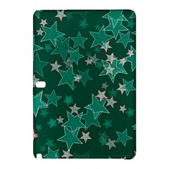 Star Seamless Tile Background Abstract Samsung Galaxy Tab Pro 10 1 Hardshell Case by Amaryn4rt