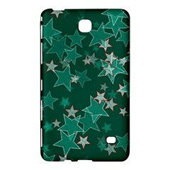 Star Seamless Tile Background Abstract Samsung Galaxy Tab 4 (7 ) Hardshell Case  by Amaryn4rt