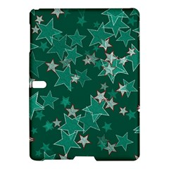Star Seamless Tile Background Abstract Samsung Galaxy Tab S (10 5 ) Hardshell Case  by Amaryn4rt