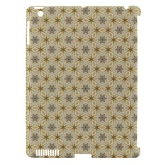 Star Basket Pattern Basket Pattern Apple Ipad 3/4 Hardshell Case (compatible With Smart Cover) by Amaryn4rt