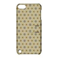 Star Basket Pattern Basket Pattern Apple Ipod Touch 5 Hardshell Case With Stand by Amaryn4rt