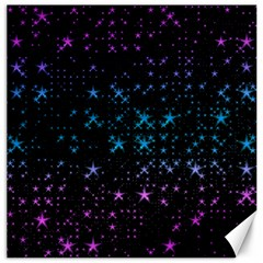 Stars Pattern Seamless Design Canvas 20  X 20   by Amaryn4rt