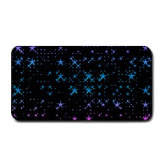Stars Pattern Seamless Design Medium Bar Mats by Amaryn4rt