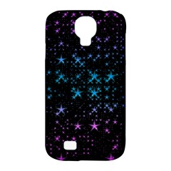 Stars Pattern Seamless Design Samsung Galaxy S4 Classic Hardshell Case (pc+silicone) by Amaryn4rt