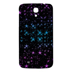 Stars Pattern Seamless Design Samsung Galaxy Mega I9200 Hardshell Back Case