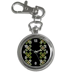 Vintage Pattern Background  Vector Seamless Key Chain Watches by Amaryn4rt