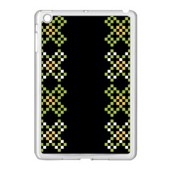 Vintage Pattern Background  Vector Seamless Apple Ipad Mini Case (white) by Amaryn4rt