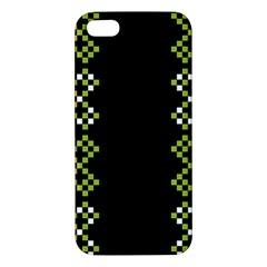 Vintage Pattern Background  Vector Seamless Iphone 5s/ Se Premium Hardshell Case
