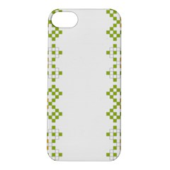 Vintage Pattern Background  Vector Seamless Apple Iphone 5s/ Se Hardshell Case by Amaryn4rt