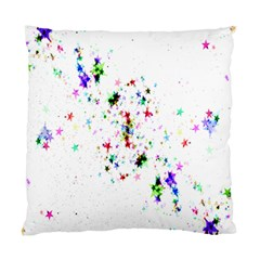 Star Structure Many Repetition Standard Cushion Case (two Sides) by Amaryn4rt