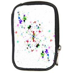 Star Structure Many Repetition Compact Camera Cases by Amaryn4rt