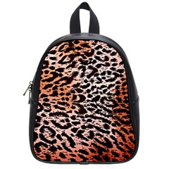Tiger Motif Animal School Bags (small)  by Amaryn4rt