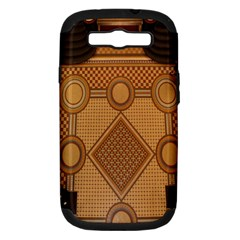 The Elaborate Floor Pattern Of The Sydney Queen Victoria Building Samsung Galaxy S Iii Hardshell Case (pc+silicone)