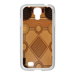 The Elaborate Floor Pattern Of The Sydney Queen Victoria Building Samsung Galaxy S4 I9500/ I9505 Case (white)