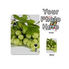 Grapes Playing Cards 54 (Mini)  by TailWags