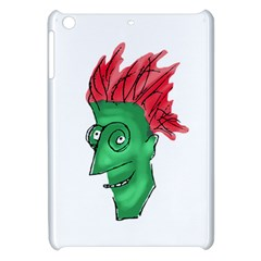 Crazy Man Drawing  Apple Ipad Mini Hardshell Case