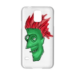 Crazy Man Drawing  Samsung Galaxy S5 Hardshell Case