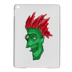 Crazy Man Drawing  Ipad Air 2 Hardshell Cases by dflcprintsclothing