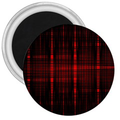 Black And Red Backgrounds 3  Magnets